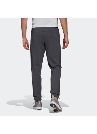adidas Adidas Erkek Koşu - Yürüyüş Eşofman Altı M Mt Bl Kt C Pt Gm2085 Gri